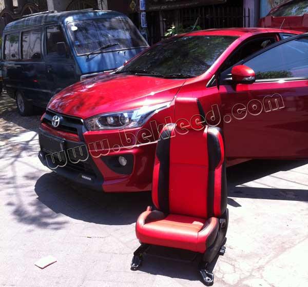 Jok Mobil Toyota Yaris