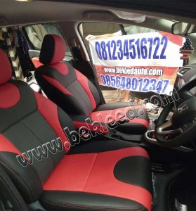 Bekleed Jok Honda Jazz