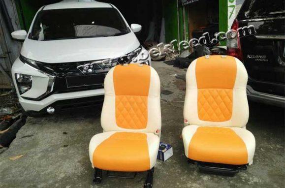 Bekleed Jok Mobil Mitsubishi Xpander