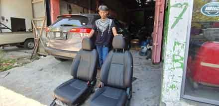Sarung Jok Mobil Honda HRV