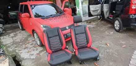 Sarung Jok suzuki Swift